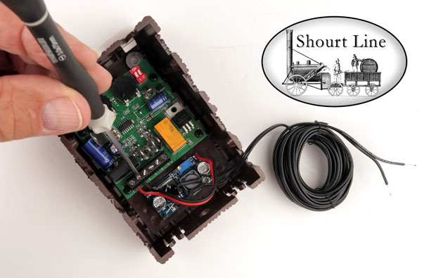 LGB 10345 G SHUTTLE TRAIN AUTOMATIC CIRCUIT BOX NEW............TK